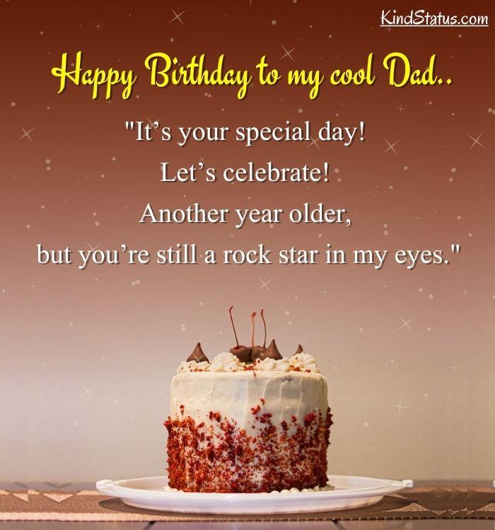 happy birthday dad messages