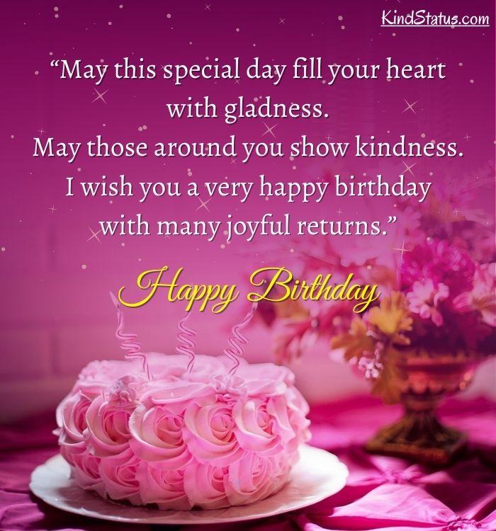 hearty happy birthday wishes