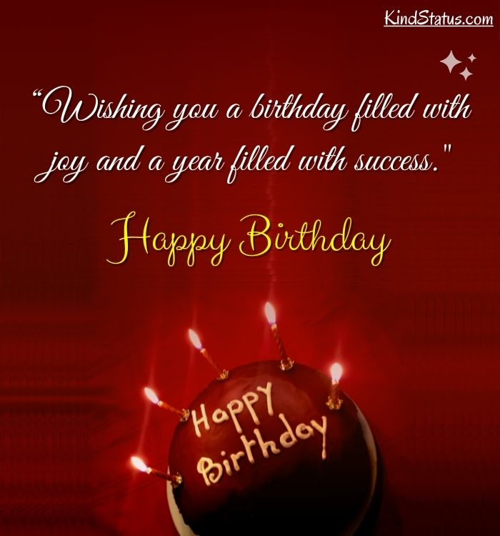 special birthday wishes