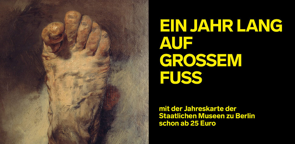 Staatliche Museen zu Berlin Museum Kahreskarte