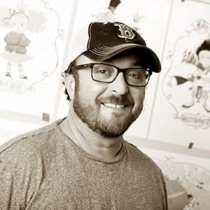 Profile image of Illustrator Scott Brown