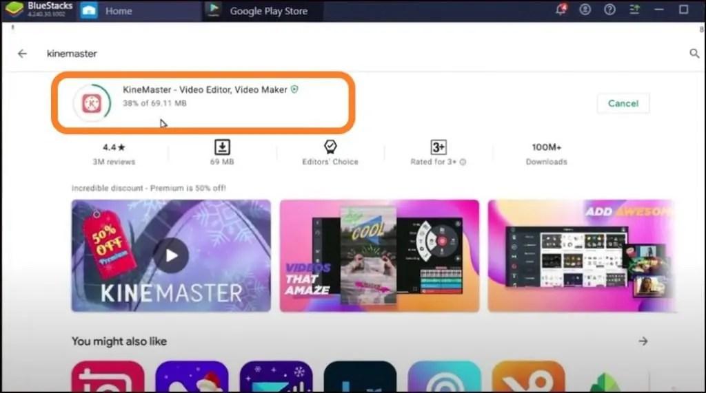 Download Kinemaster Video Editor