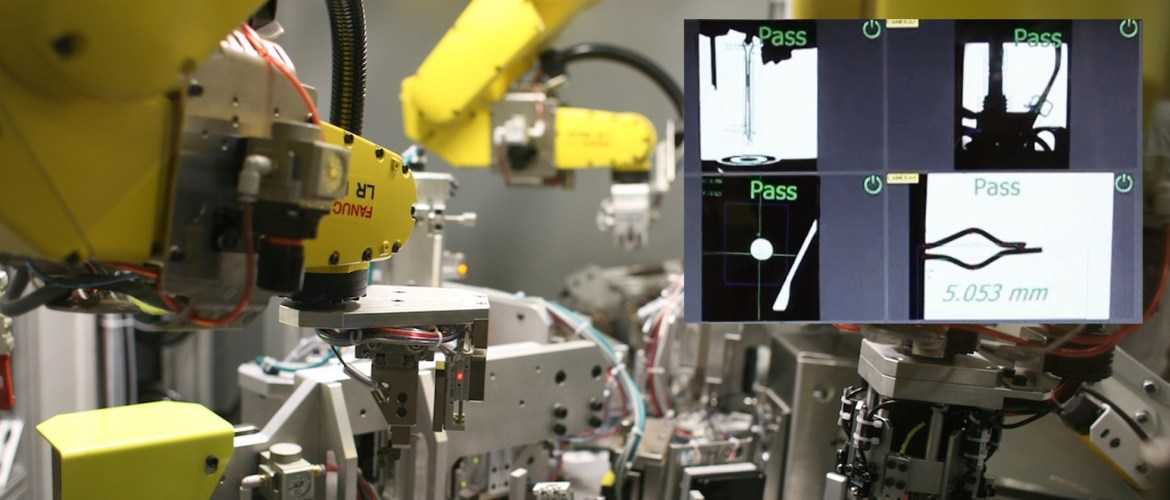 fanuc-vision-guided-robotic-assembly-of-military-munitions-laser-marking-traceability