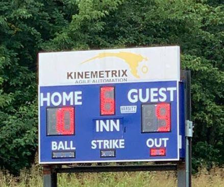 Kinemetrix   Supports Lexington, Kentucky Little League