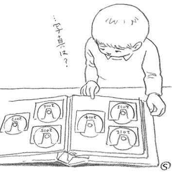 アルバムの日