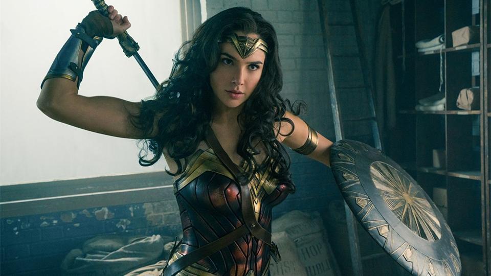 Wonder Woman Kinepolis Gal Gadot