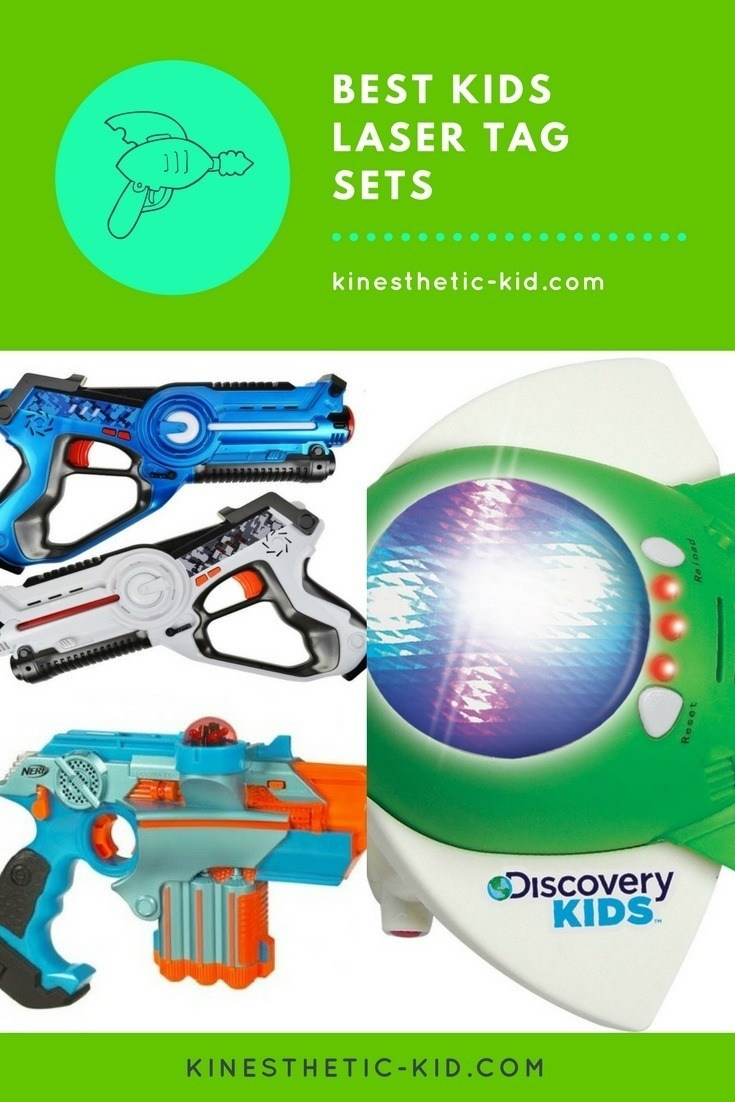 Best Laser Tag Toys : Best laser tag set for kids kinesthetic kid