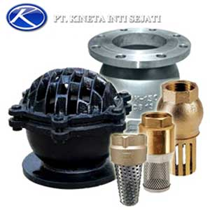 Jual Foot Valves