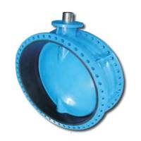Jual Double Flanged Butterfly Valves (Fig. CFBV 2123) - GALA