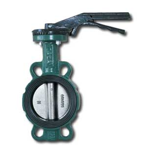 Jual Butterfly Valve Wafer Type