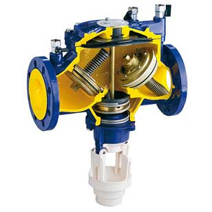 Backflow Preventer ZETKAMA zBACK Fig  405 | Jual Backflow