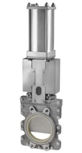 ORBINOX - Knife Gate Valve - CR (SER.70) - ROUND AND SQUARE PORT