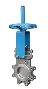 Knife Gate Valve - ORBINOX - BT (SER.22) - BIDIRECTIONAL-MSS SP-81