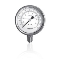 Jual Stainless Steel Pressure Gauge (SP Series) - TOZEN