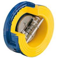 Double Door Wafer Check Valve | Zetkama Fig. 407