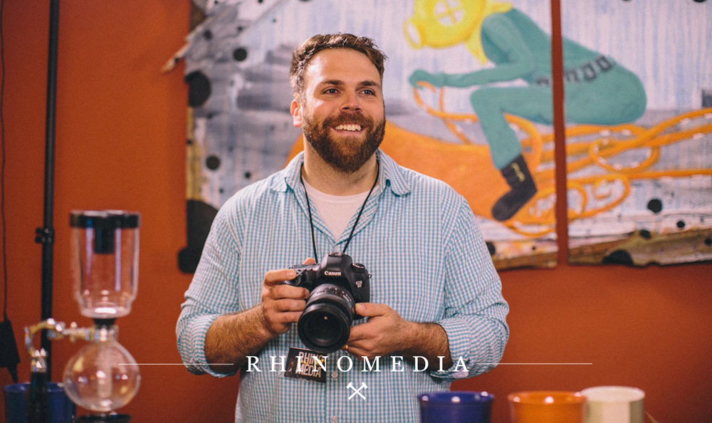 Interview – Kevin Romeo – Creative Director of Rhino Media