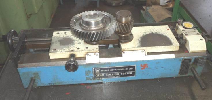 Gear Roll Testing Machine