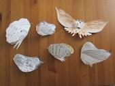 Six Birds: Unsung/Sung