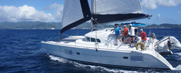 Sailing Charter Brokerage