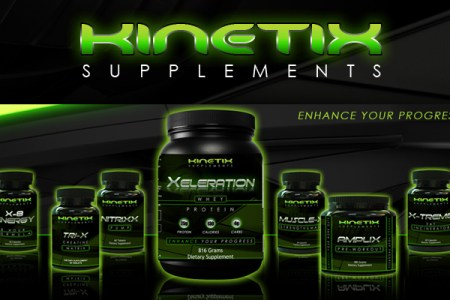 Our Very Own Supplement Line
