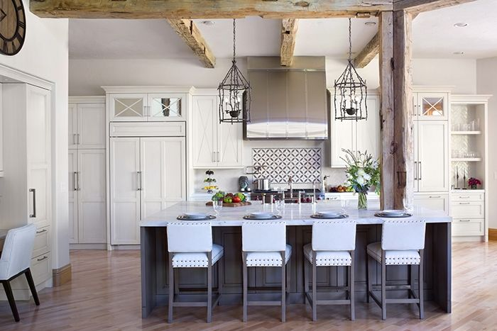 kinfolk&soul transitional Kitchen