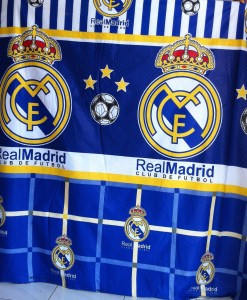 Kain Asli Real Madrid Club