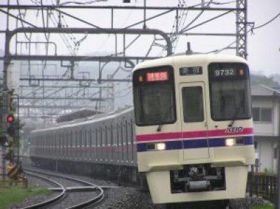 京王線準特急新宿行き