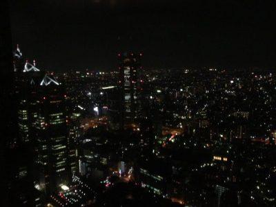 都庁からの写真