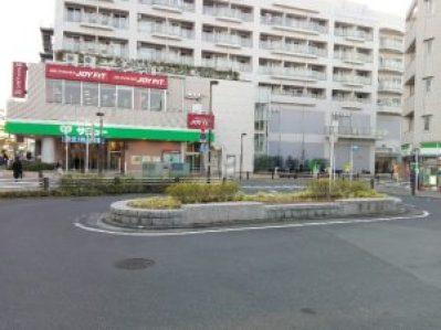 蘆花公園駅前②