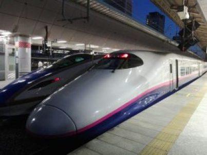 上越新幹線「とき号」