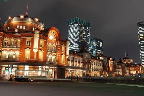 東京駅・丸の内