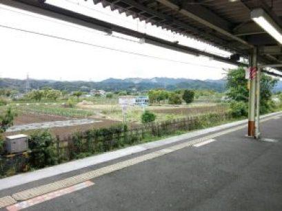 武蔵引田駅の様子
