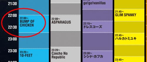 COUNTDOWN JAPAN 15 16