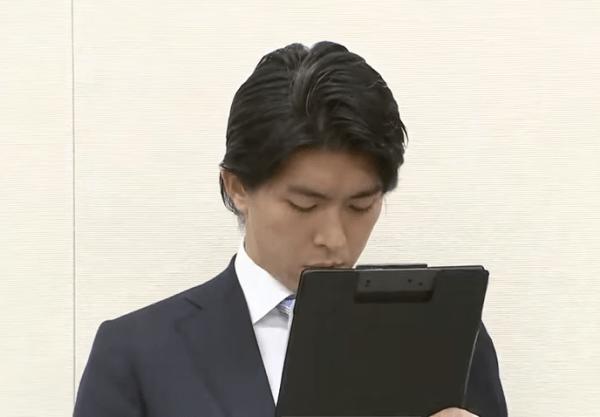 -全録 自民・宮崎謙介衆院議員、会見で議員辞職の意向表明 YouTube