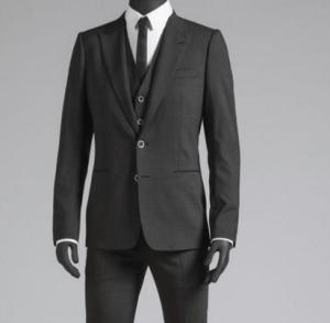 スーツ ストレッチウールファブリック ピンストライプ メンズメンズスーツ dolce gabbana ドルチェ&ガッバーナ公式オンラインストア
