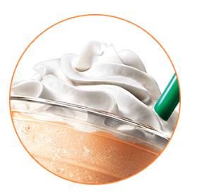 -新商品情報 カンタロープ メロン & クリーム フラペチーノ®|スターバックス コーヒー ジャパン