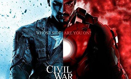 【シビル・ウォー】ネタバレをあらすじ~ラスト結末まで スパイダーマン参戦!バッキーの最後は?