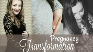 pregnancy transformation