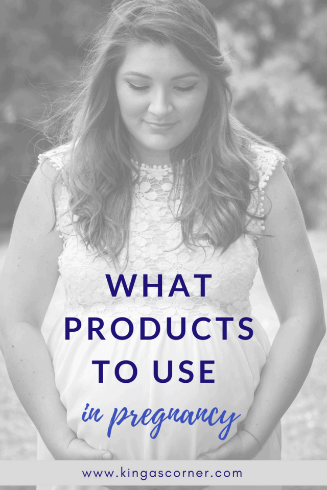 pregnancy skincare safe products to use during pregnancy