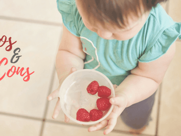 10 Benefits of Baby Led Weaning | Pros & Cons of BLW