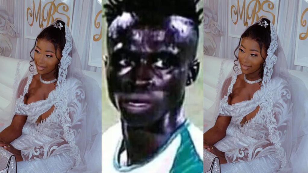 Krepin Diatta marries beautiful lady