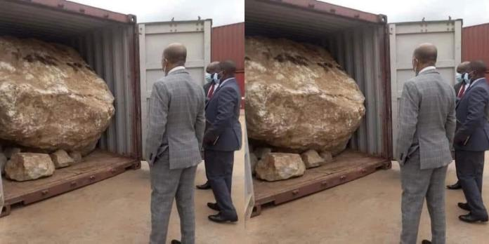 malawian government ships rock to china