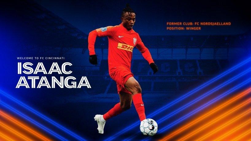 Isaac Atanga