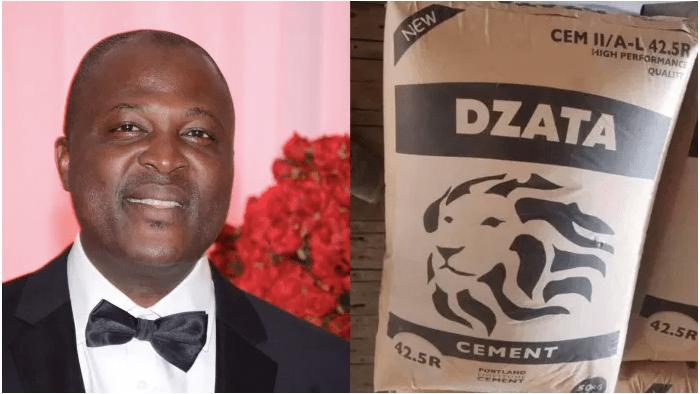 Ibrahim Mahama Dzata Cement