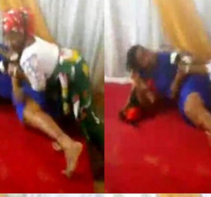Pastor's Wife And A Female Church Member Fight