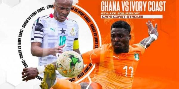 Ghana vs Ivory Coast
