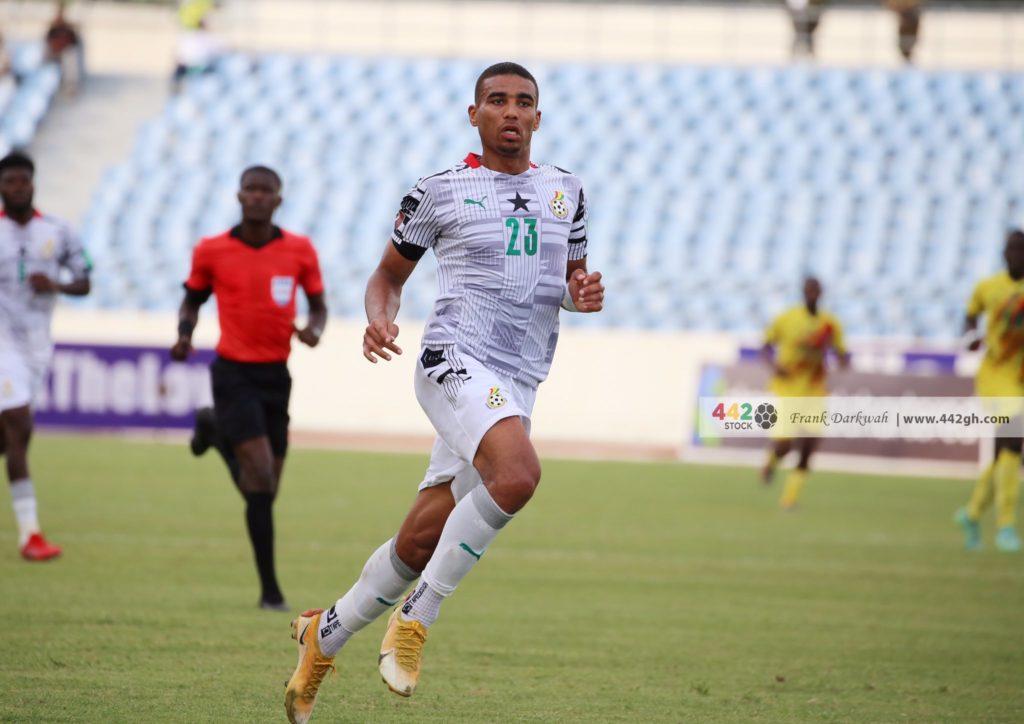 """Ghana Is A Great Reason To Be Happy"" - Alexander Djiku Reacts To Victory In Zimbabwe"