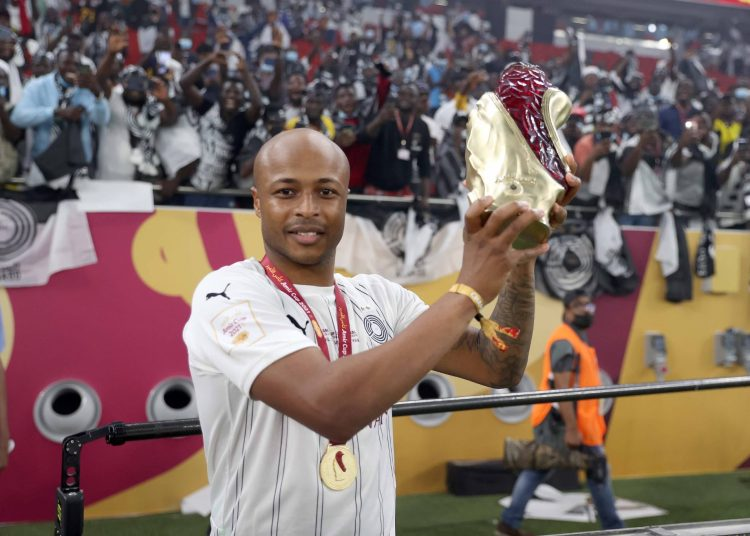 Andre Ayew Delighted With Al Sadd's Emir Cup Capture