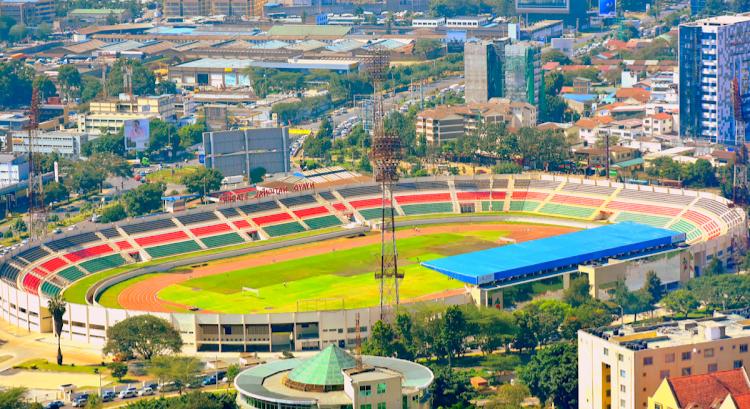 enya's Nyayo Stadium To Host Ethiopia vs Ghana Matchday 5 Fixture