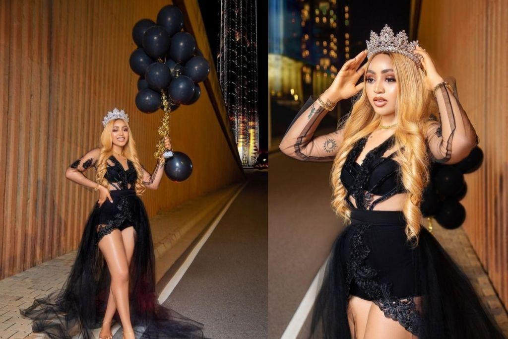 Regina Daniels Celebrates 21st Birthday With Stunning Photos
